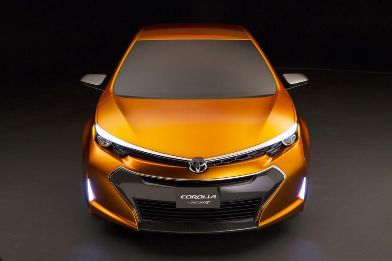 Toyota Corolla Furia