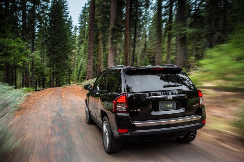 Jeep Gran Cherokee, Compass y Patriot 2014