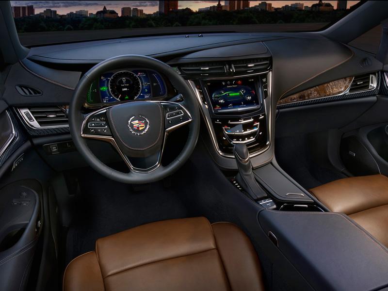 Cadillac ELR, impresionante coupé eléctrico