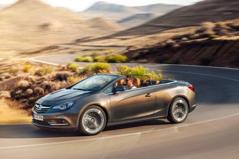 Opel Cabrio, precios