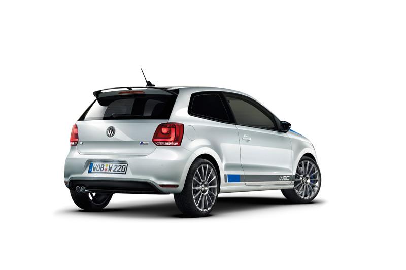 Volkswagen Polo R WRC de calle