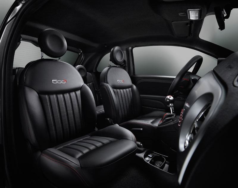 Fiat 500S, ya a la venta