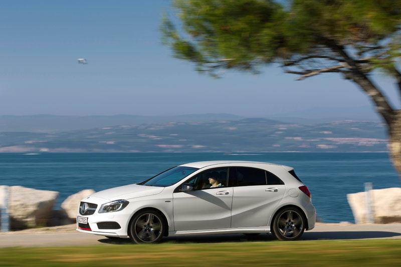 Clase A 180 CDI: el Mercedes más eficiente de la historia