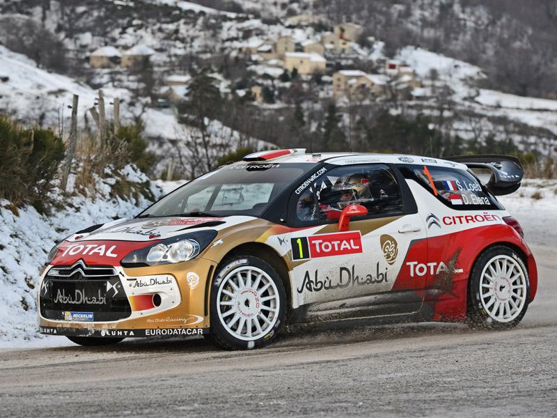 Rallye de Montecarlo 2013 2ª etapa