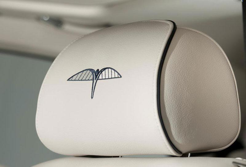 Rolls-Royce Ghost Firnas Motif Edition