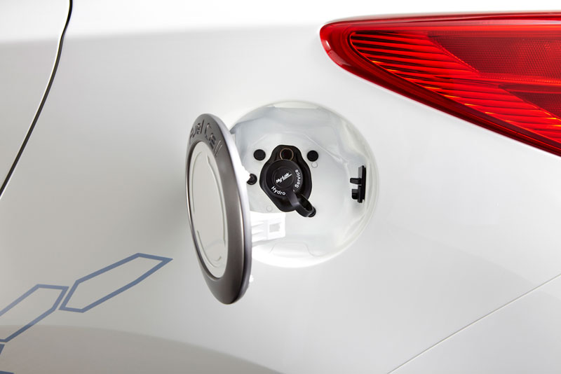 Conducimos el Hyundai ix35 FCEV: el hidrógeno ya está aquí