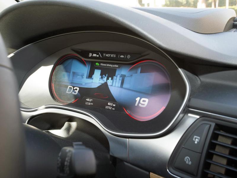 Audi tiene coches que aparcan solos