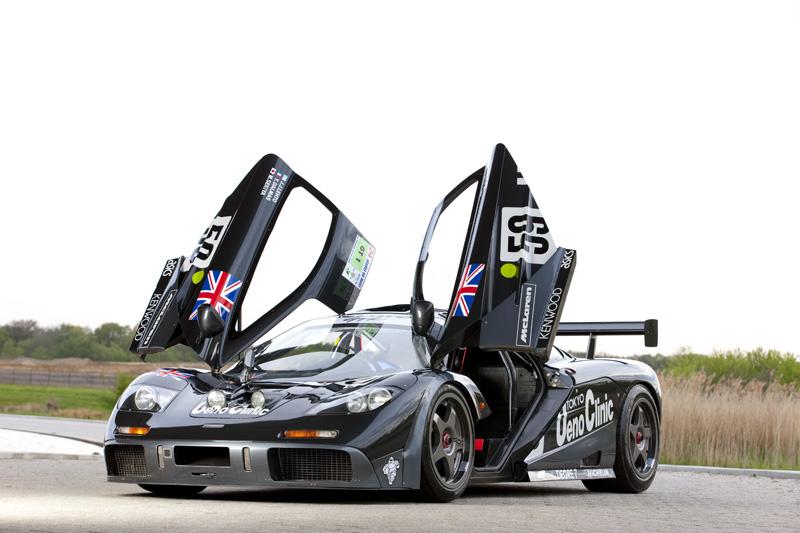 McLaren cumple 50 años