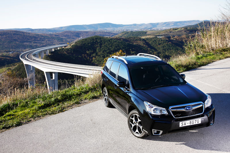 Descubre el nuevo Subaru Forester