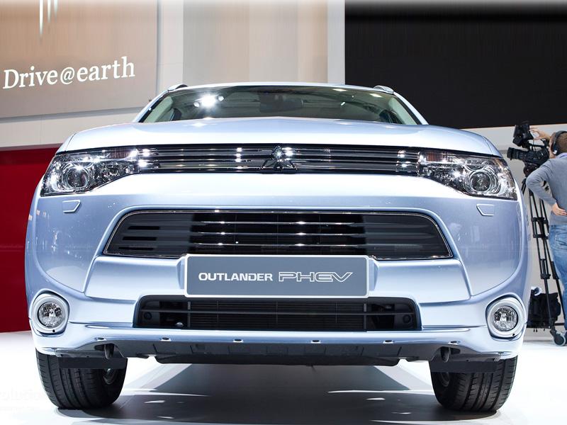 Mitsubishi Outlander híbrido enchufable