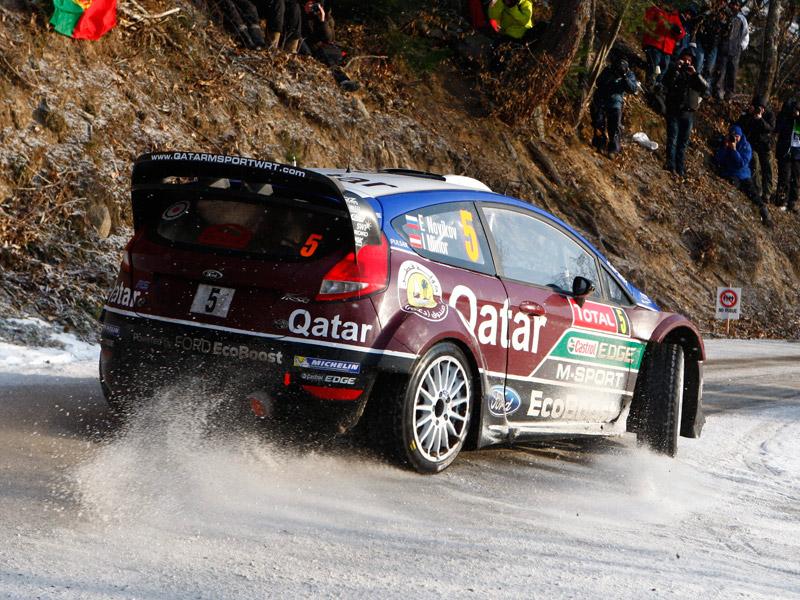 El sustituto del Ford Fiesta WRC, listo