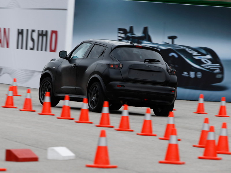 Nissan Juke Nismo RS prototipo