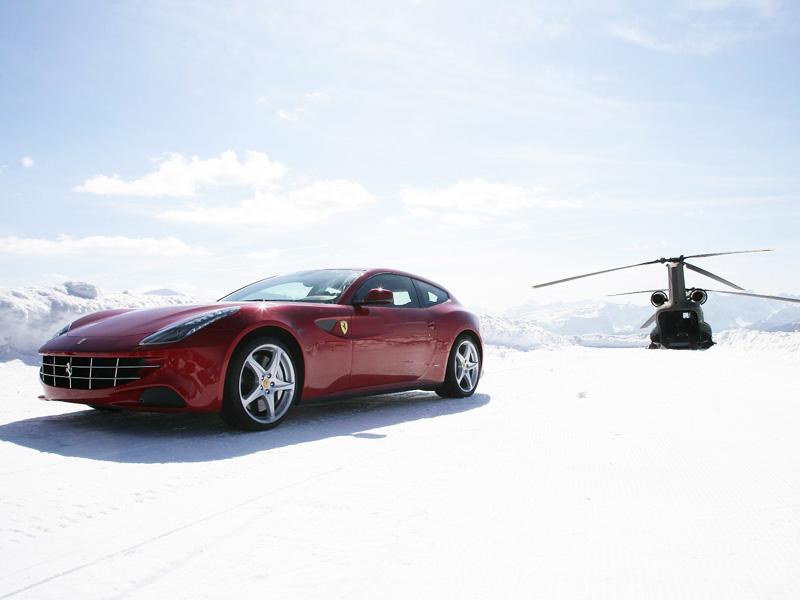 Los diez mejores coches para el invierno