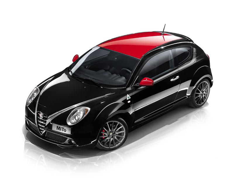 Alfa Romeo Mito Quadrifoglio Verde Limited Edition