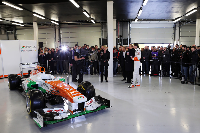 F1 2013: Force India VJM06