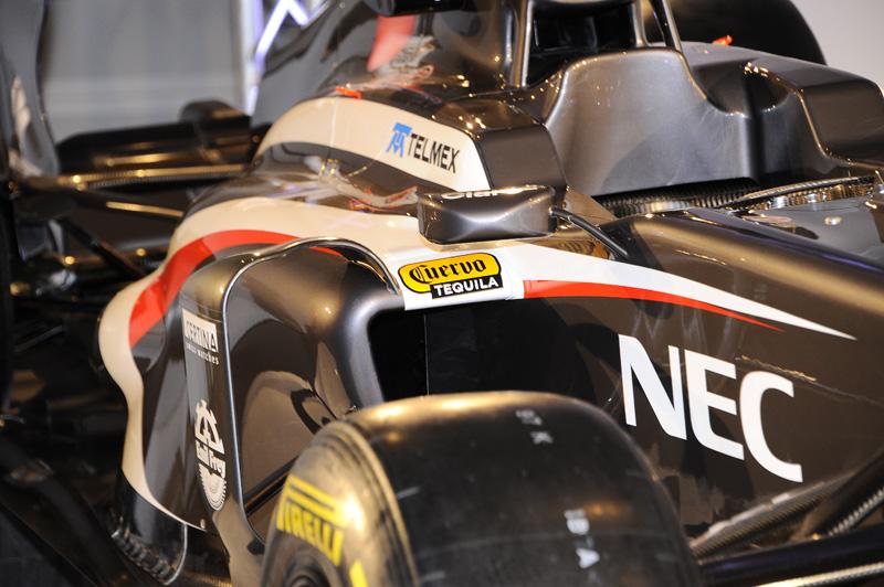 F1 2013: Sauber C32