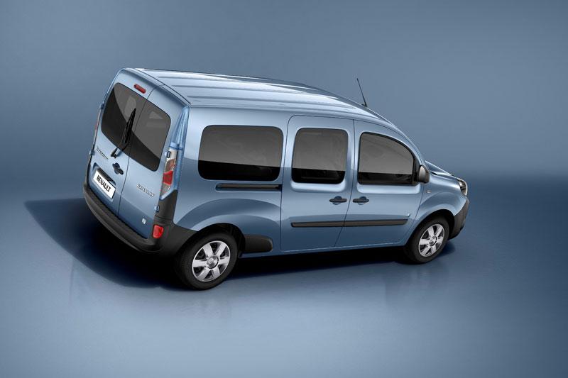 Renault Kangoo y Z.E.