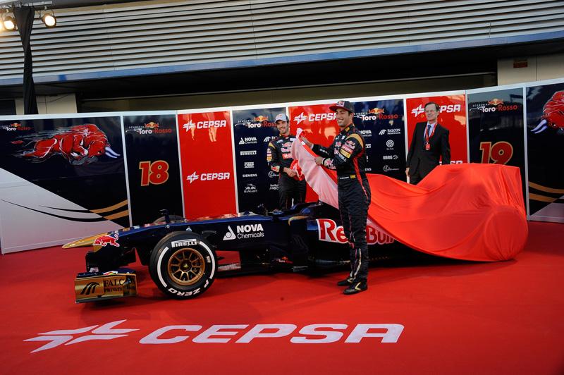F1 2013: Toro Rosso STR8