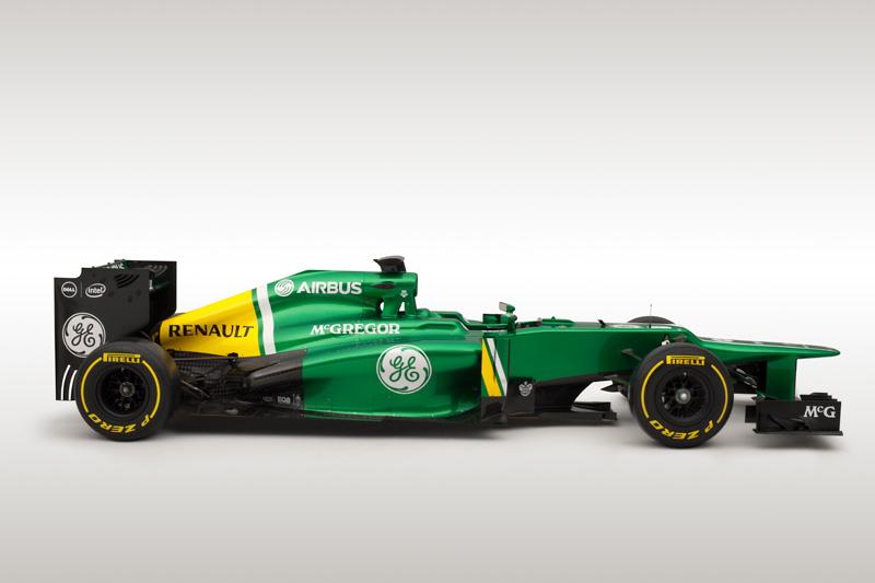 F1 2013: Caterham CT03