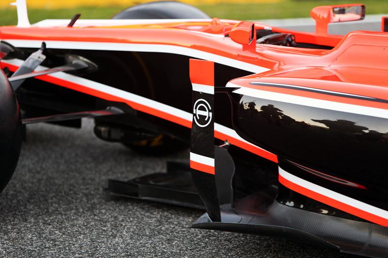 F1 2013: Marussia MR02