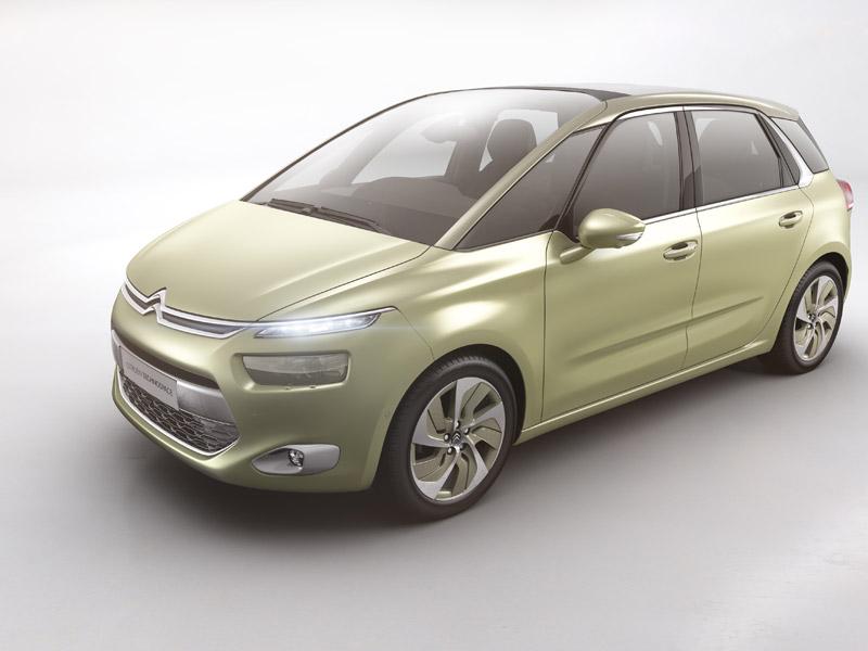 Citroën Technospace, el nuevo Picasso
