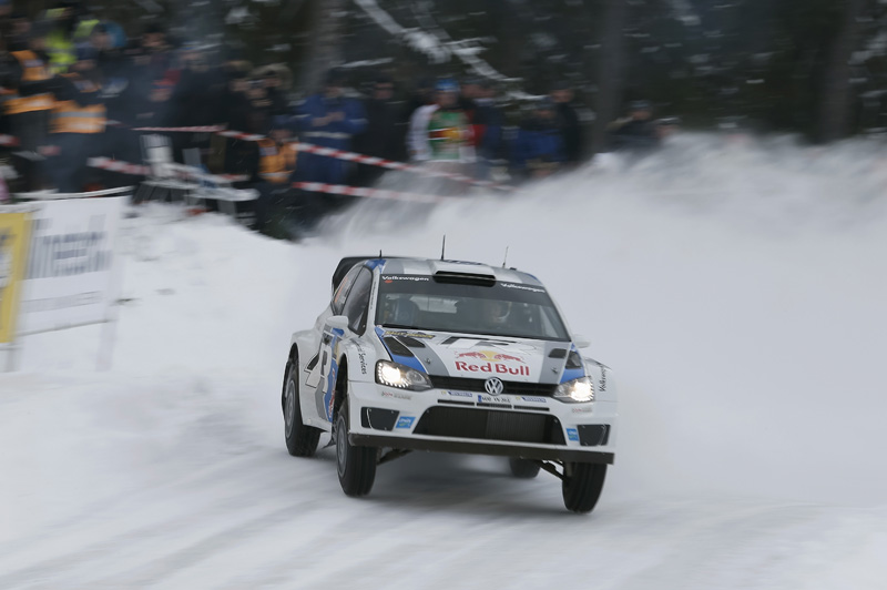 Rallye de Suecia 2013 sábado