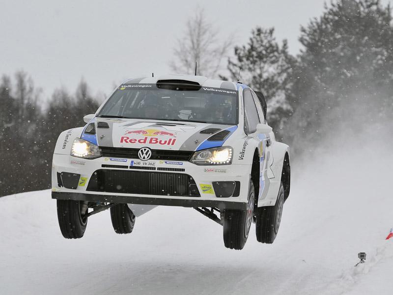 Rallye de Suecia 2013 domingo
