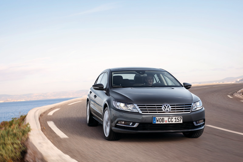 Volkswagen CC Advance