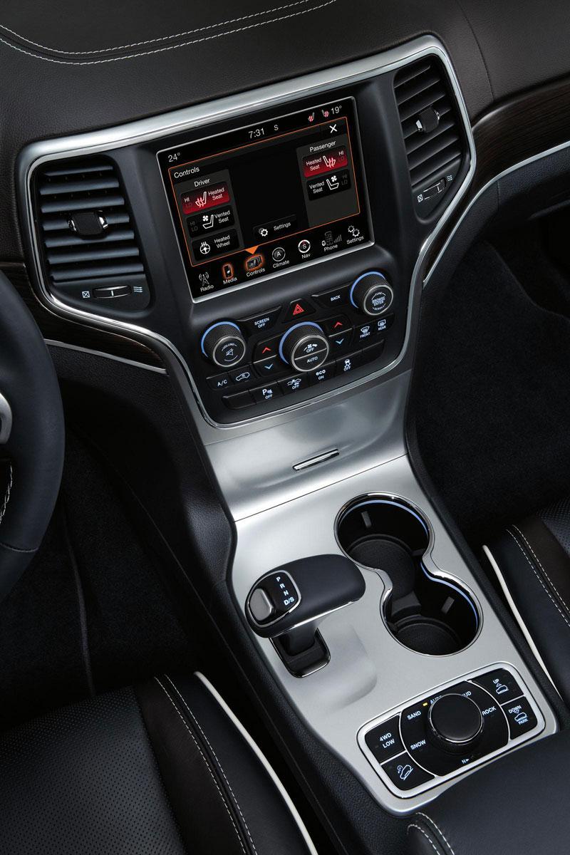 Jeep Grand Cherokee 2014, versión para Europa