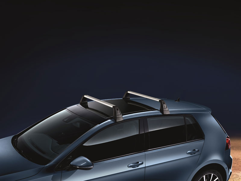 Accesorios para el nuevo VW Golf VII