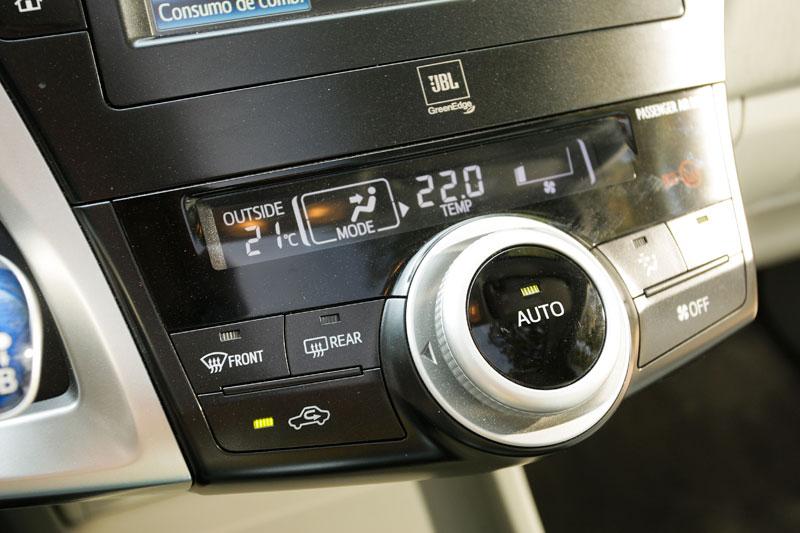 Prueba: Toyota Prius+, reciclaje familiar