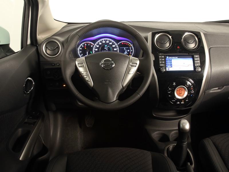 Nuevo Nissan Note II 2013