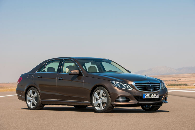 Contacto: Mercedes Clase E, nuevo paso al frente