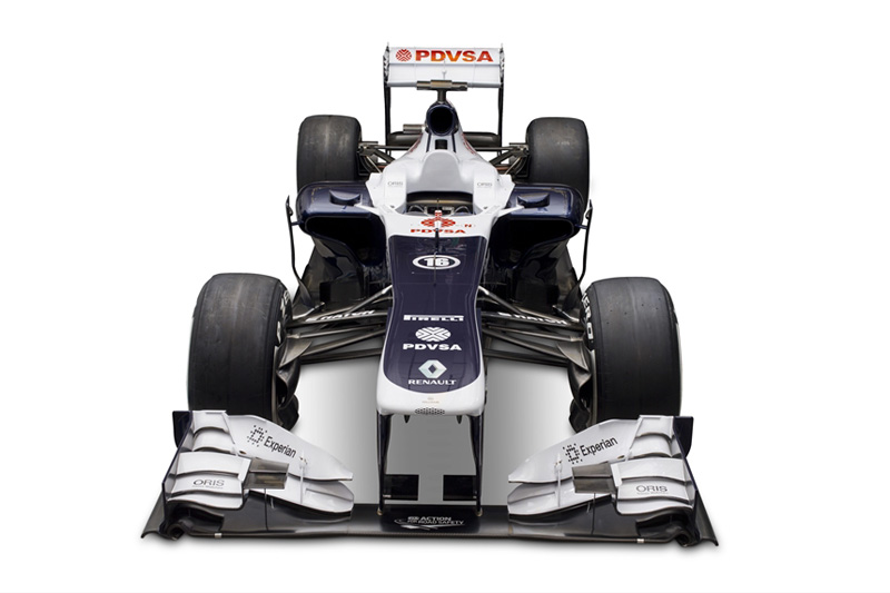 F1 2013: Williams FW35