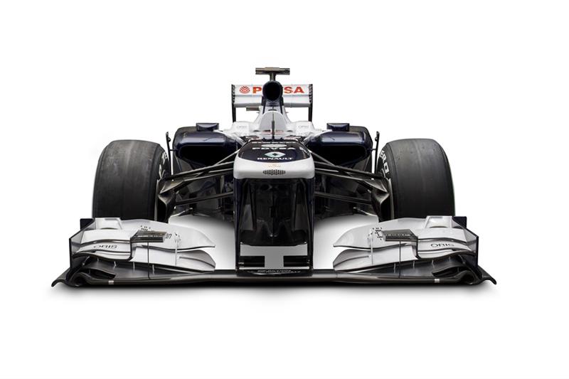 F1 2013: Williams FW35