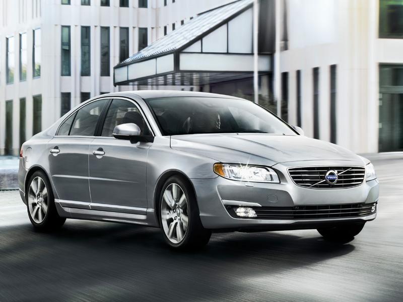Volvo pone al día los S80, V70 y XC70