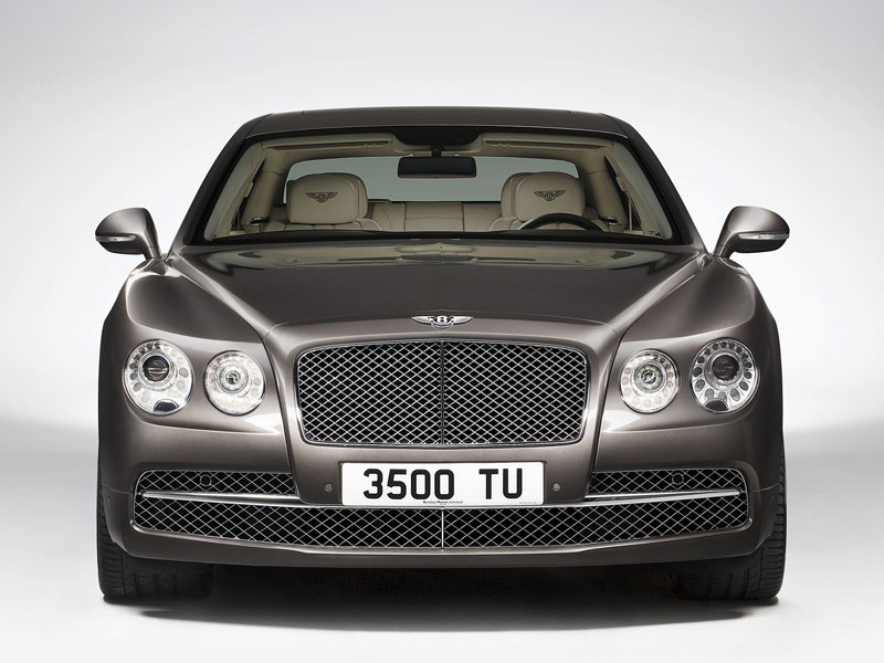 Bentley Continental Flying Spur 2013