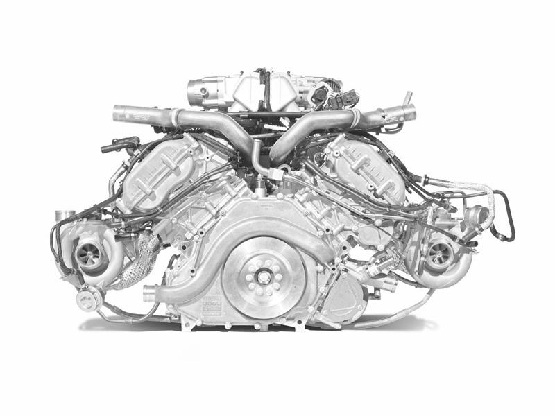 McLaren P1, bestia híbrida de más de 900 CV