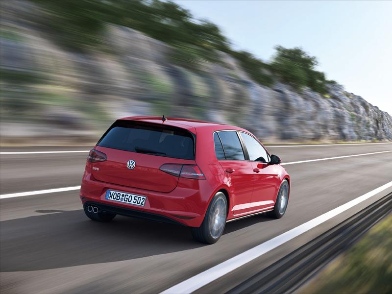 VW Golf GTD Diesel deportivo