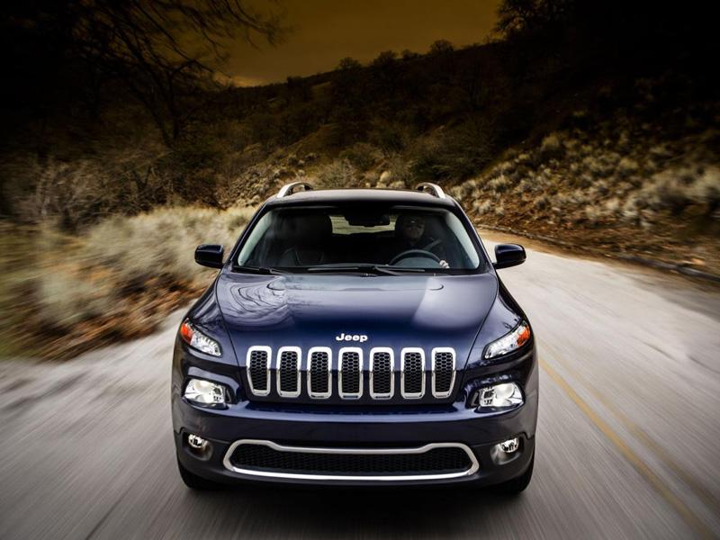 Nuevo Jeep Cherokee 2014, todo fuerza