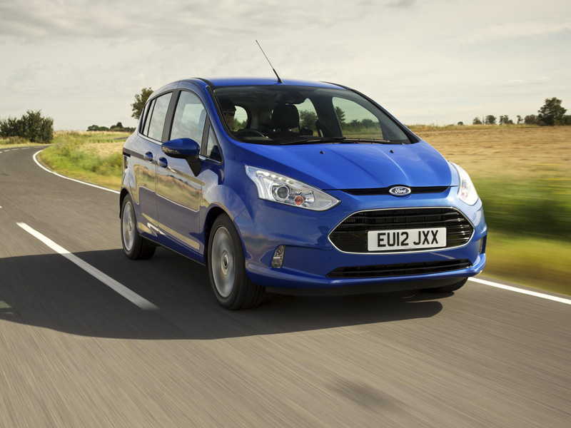 Car of the Year 2013: Ford B-Max
