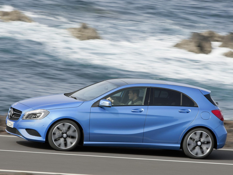 Car of the Year 2013: Mercedes Clase A