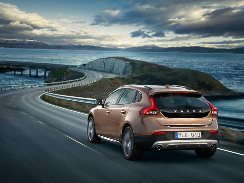 Car of the Year 2013: Volvo V40