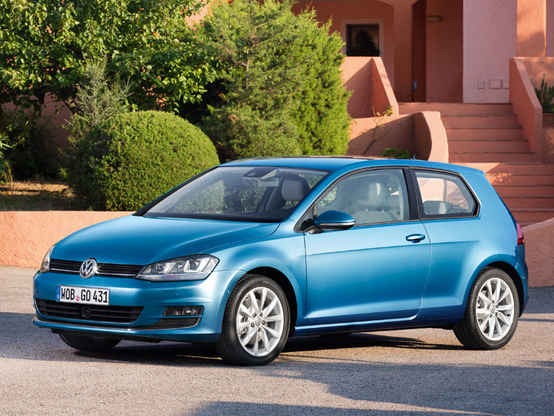 Car of the Year 2013: Volkswagen Golf VII