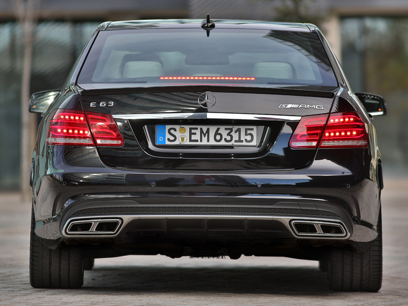 Mercedes E 63 AMG 4Matic