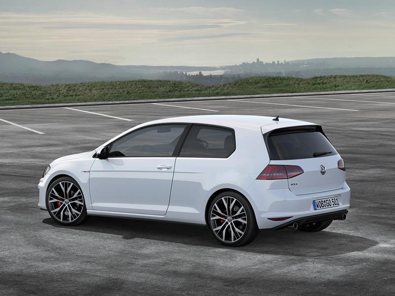 Nuevo VW Golf GTI II, en mayo