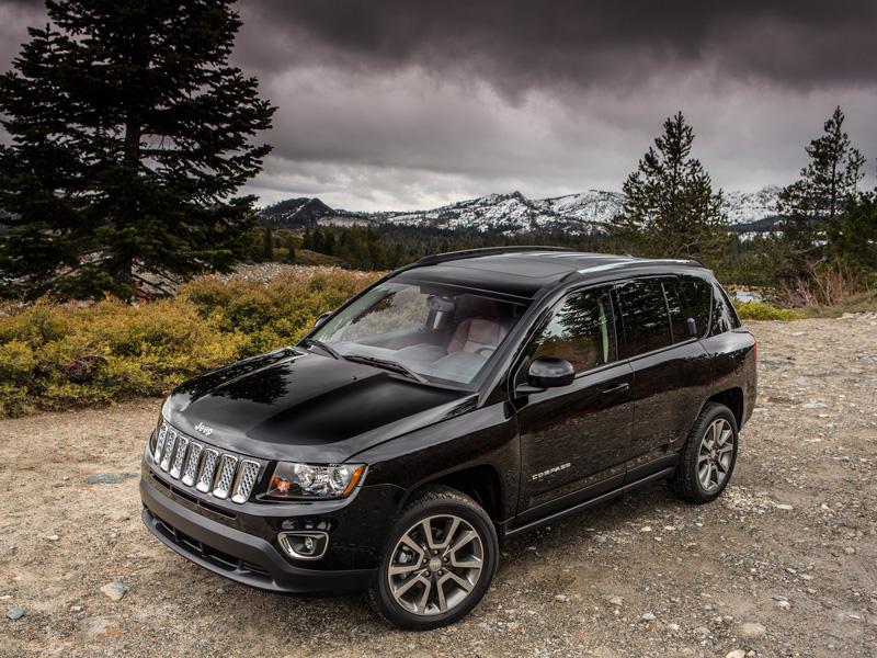 Nuevo Jeep Compass 2014