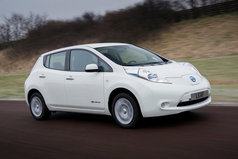 Nuevo Nissan Leaf 2013