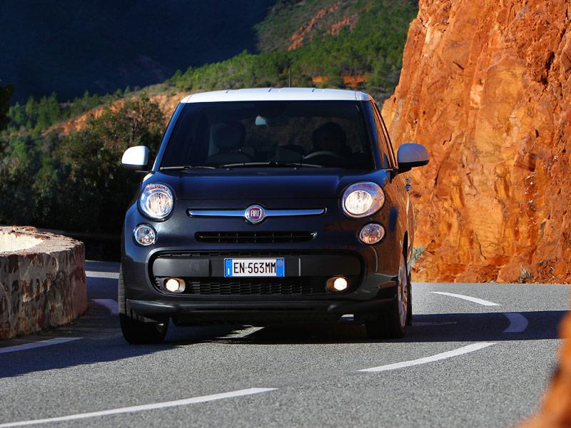 Contacto: Fiat 500L 1.6 Multijet 105