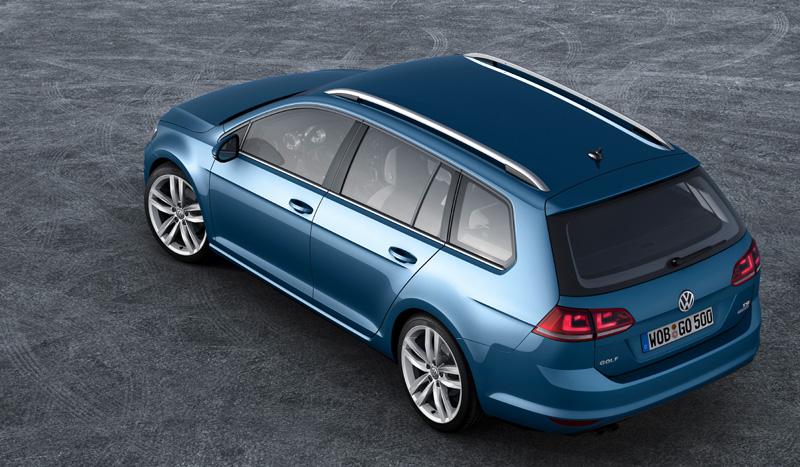 Nuevo Volkswagen Golf Variant